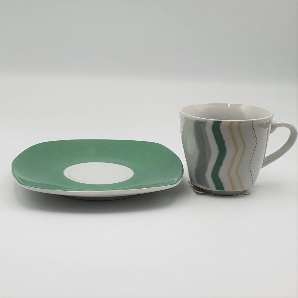 caffè zig zag verde