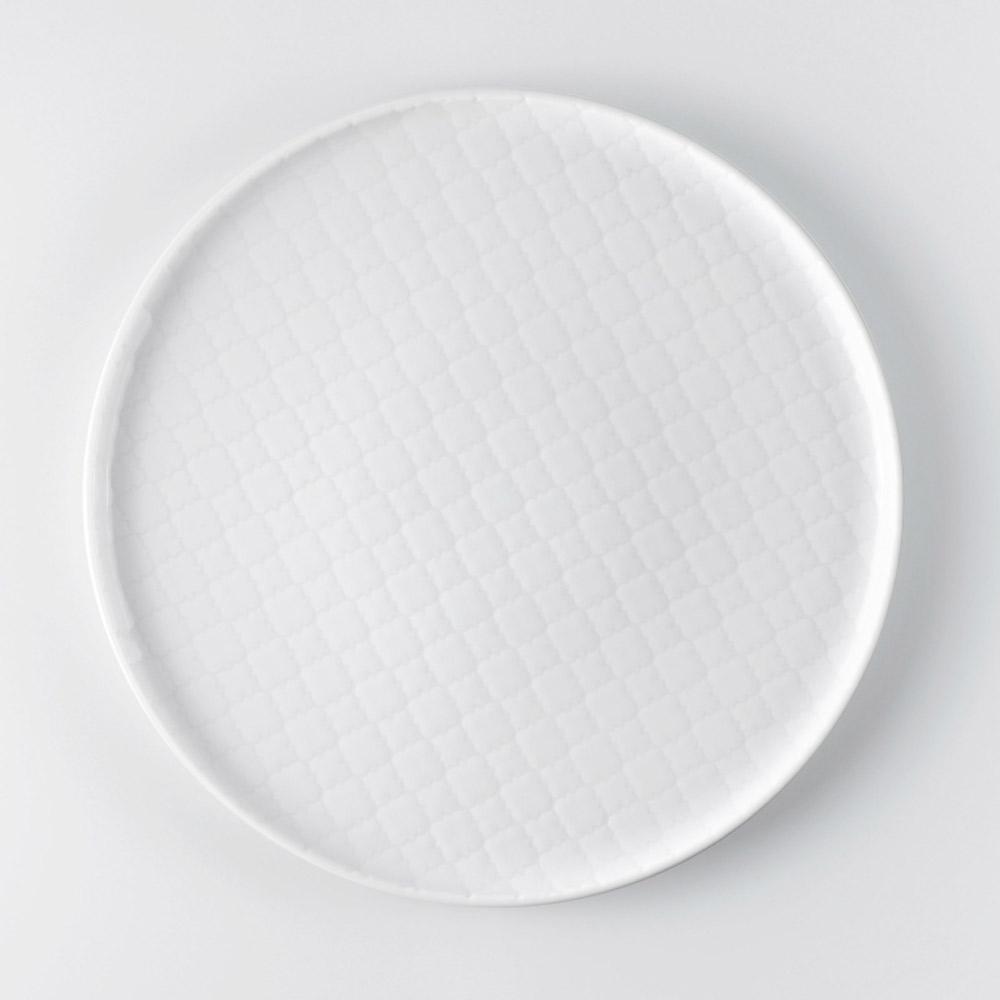 piatto piano tile white