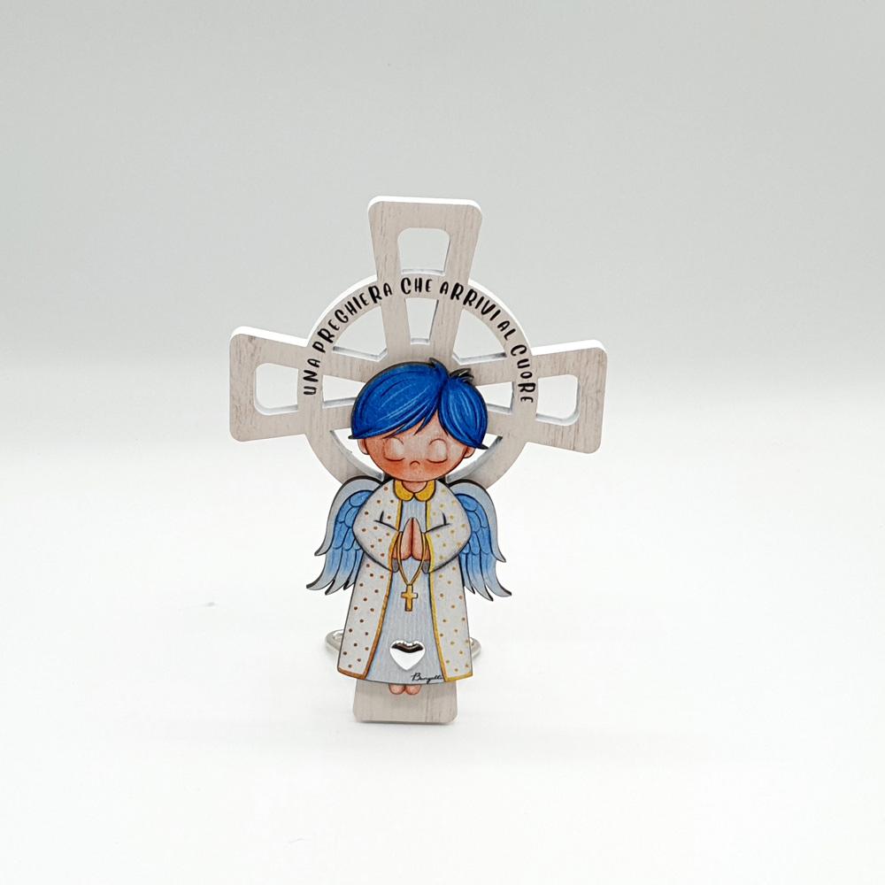 croce angelo celeste