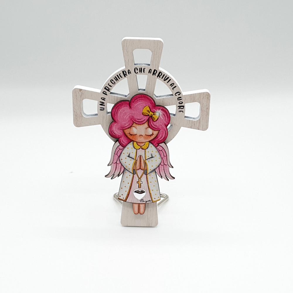 croce angelo rosa