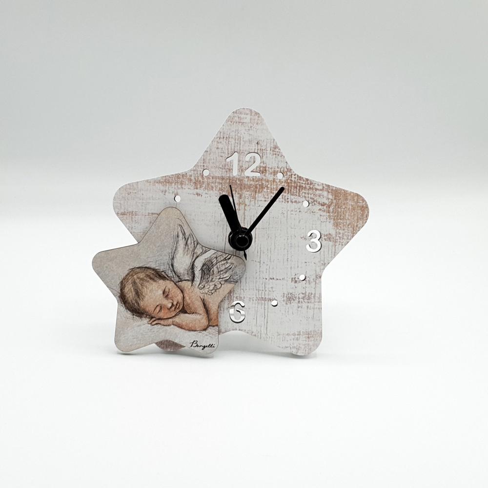 orologio stella Shabby Angel