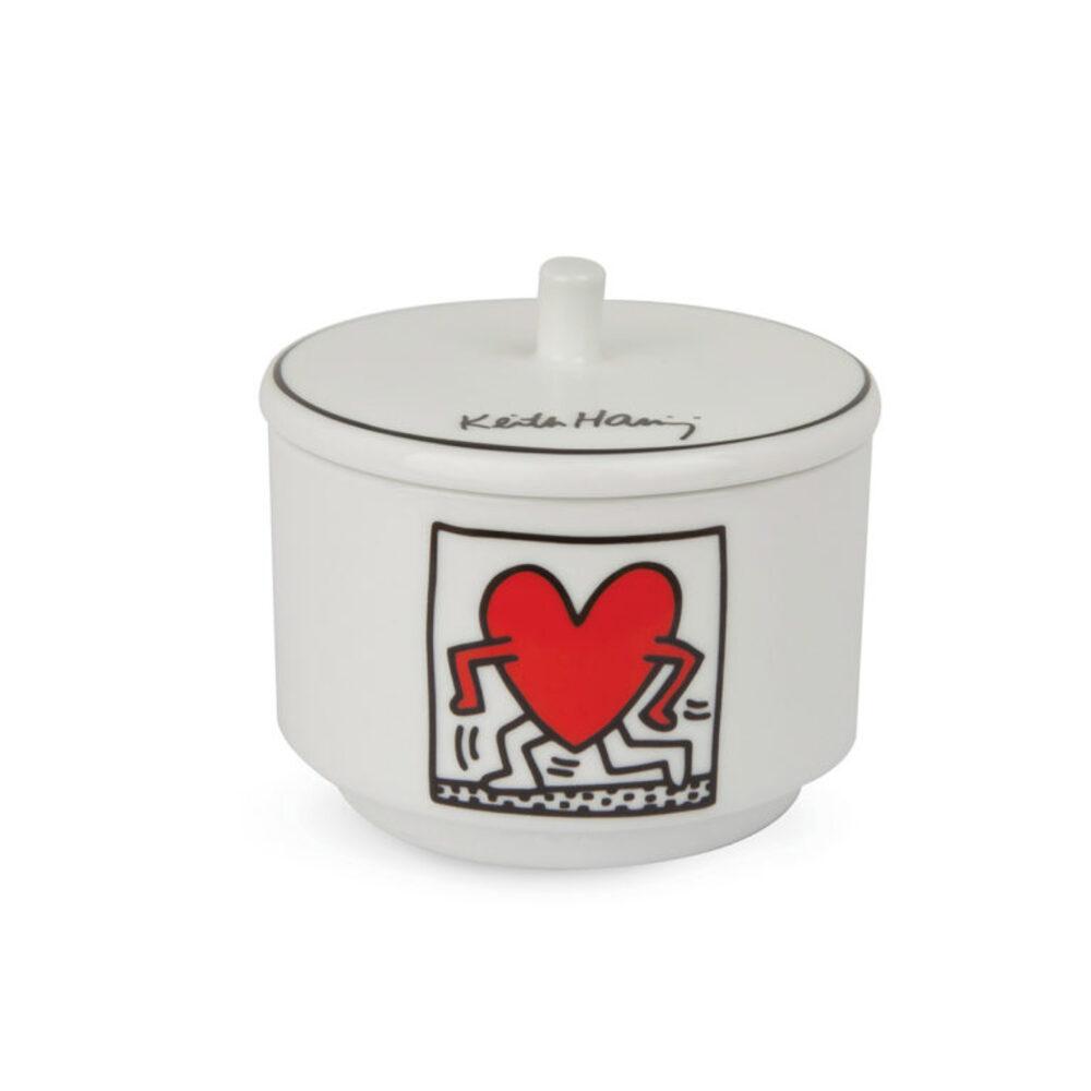 Zuccheriera Keith Haring