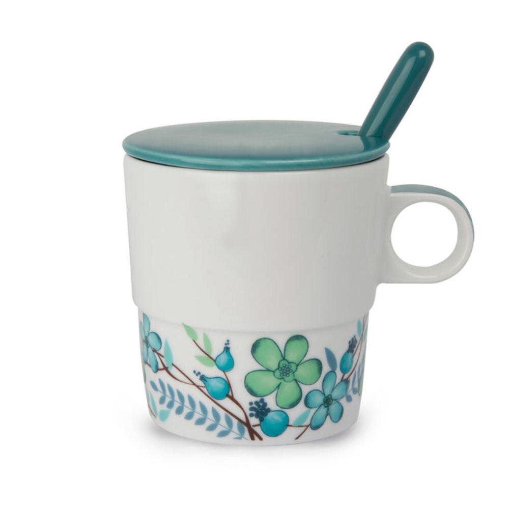 Tisaniera Tea For Two