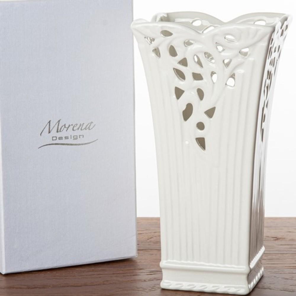 Vaso per fiori in ceramica