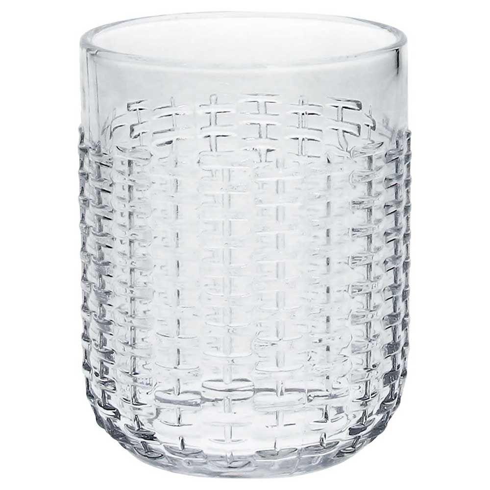 Set 6 bicchieri vetro
