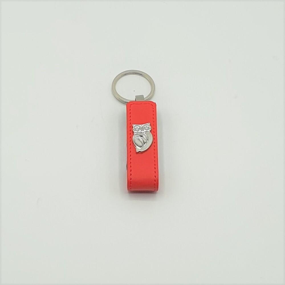 Portachiavi USB gufo