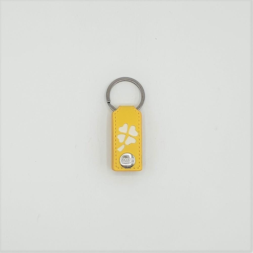 Portachiavi USB giallo