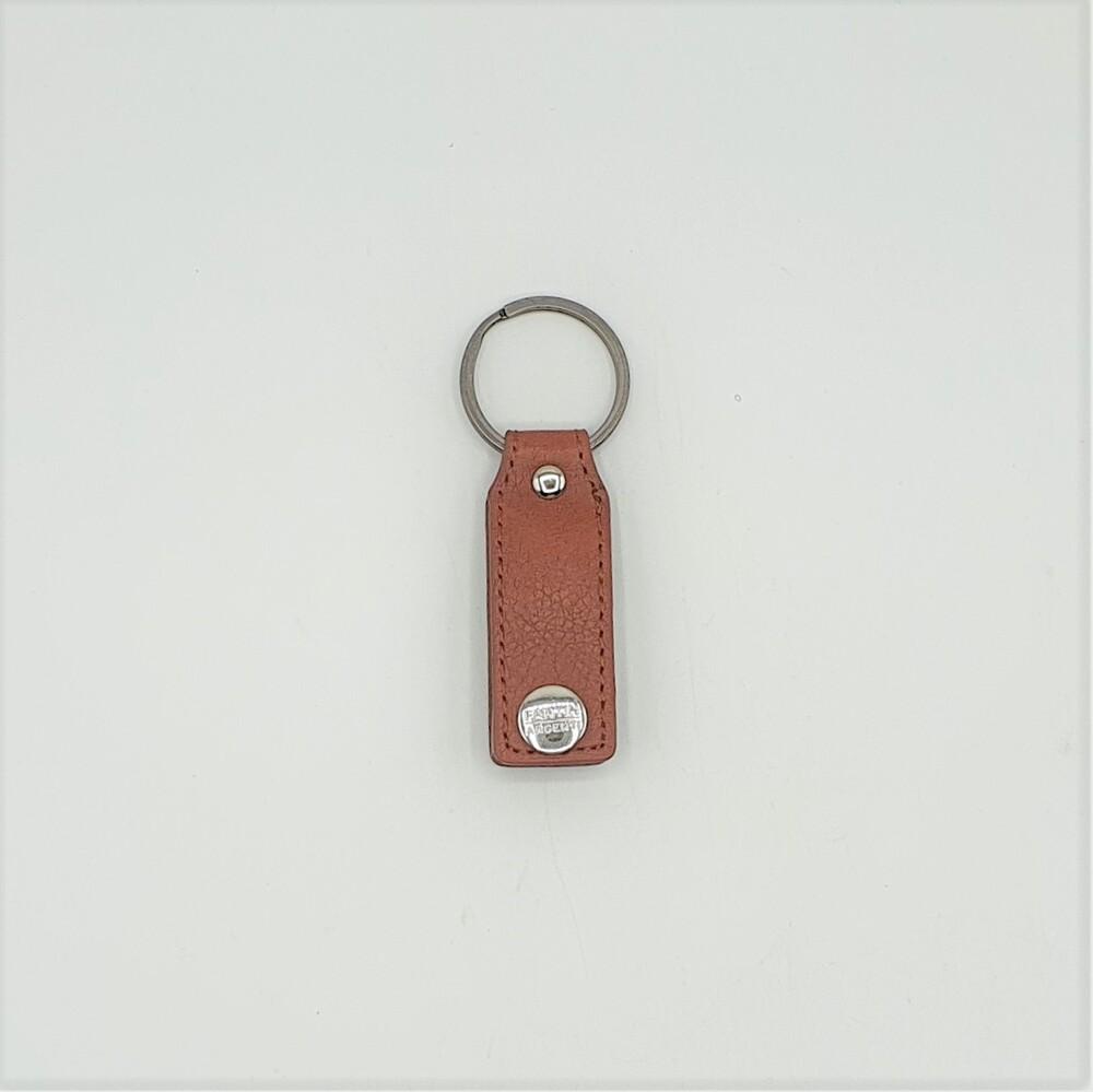Portachiavi USB marrone